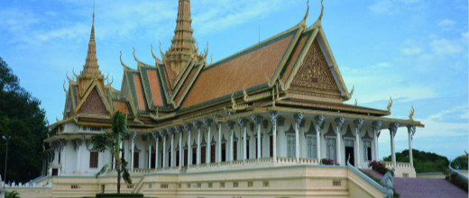 TBCS9 古老文明·泰国柬埔寨9日文化之旅