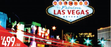 B2 Los Angeles-Las Vegas 5 Nights 6 Days