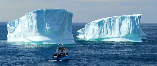 F5 纽芬兰冰山超值梦幻双飞五日游
