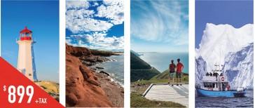 HPCF7 哈利法克斯-爱德华王子岛-布雷顿海角-纽芬兰七天游