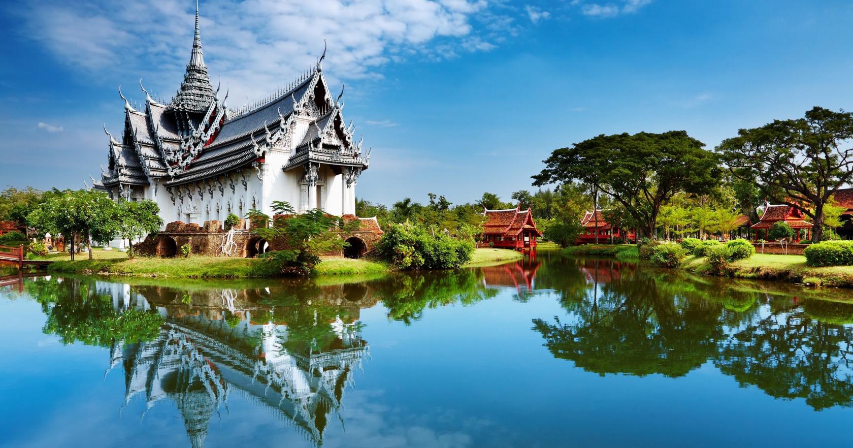 泰国旅游人物照片下载
