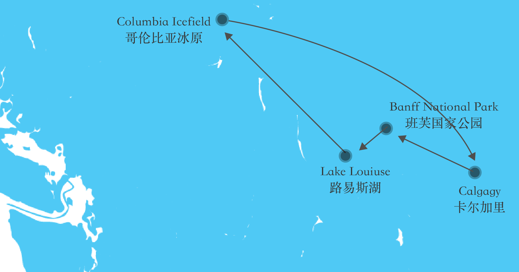 halifax to toronto map